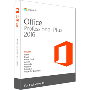 Office 2016 – Buy Genuine Microsoft License Key | Instant delivery